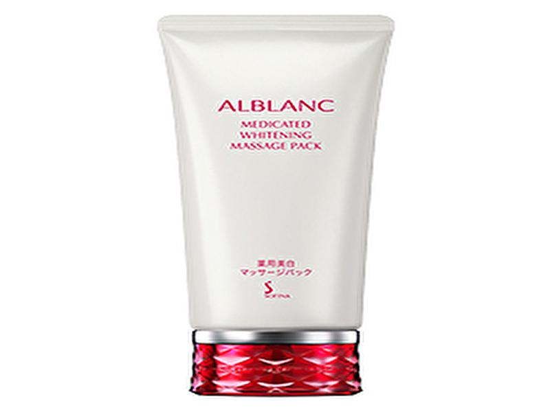 ALBLANC(アルブラン) 薬用美白マッサージパック